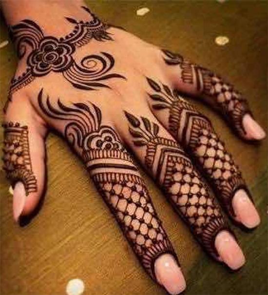 Amazing Backhand Design