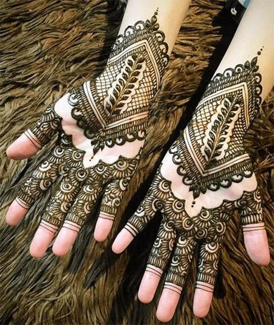Best Marwari Henna Design