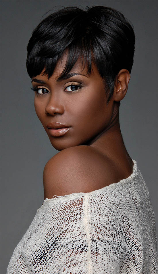 15 Short Pixie Cut Hairstyles Specially For Black Women In 2018