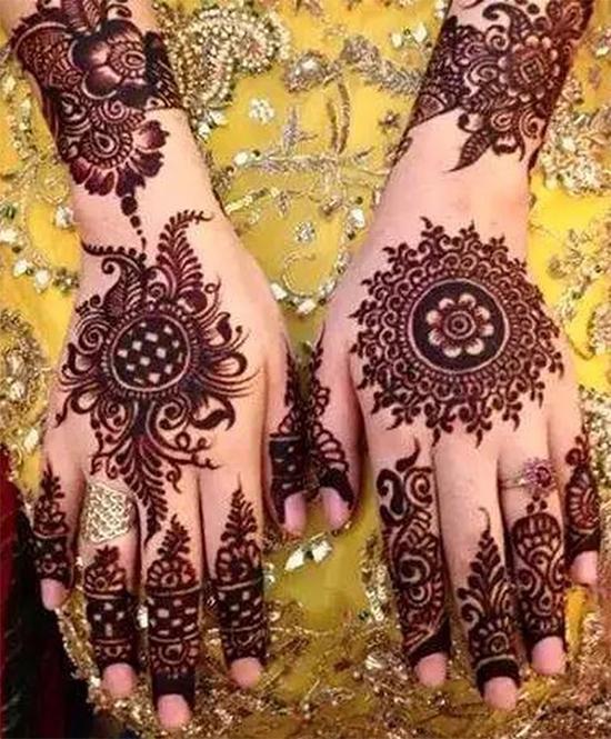 Bridal Special Mehandi