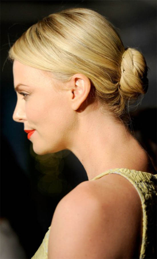 10 latest hair styles and hair cuts of charlize theron in 2018