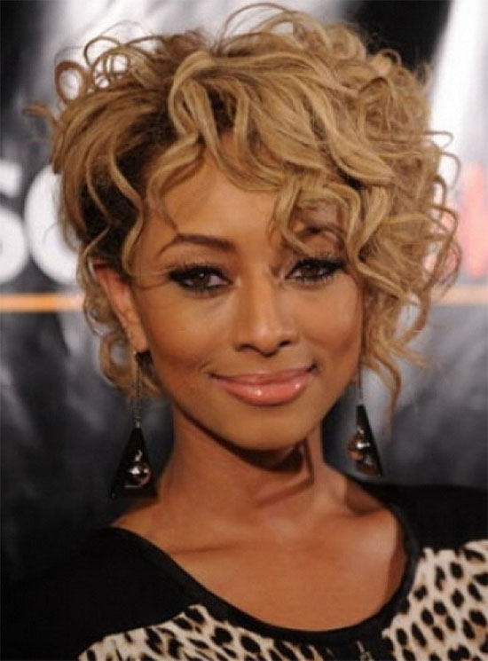 Keri Hilson's 2018 Latest Hairstyles, Haircuts And Colors