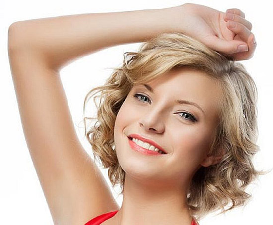 Curly Hairstyles For Fine Hair With Side Bangs