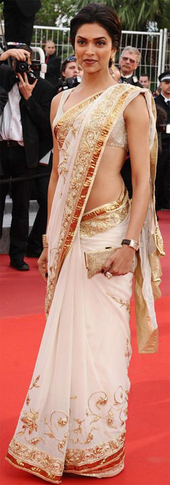 Deepika Padukone Images In Saree That Inspires Every Saree ...