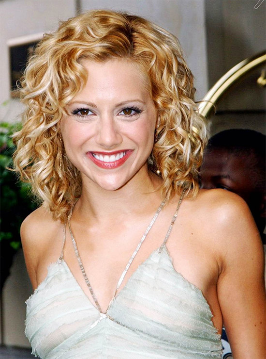 Easy Short Hairstyles For Fine Curly Hair