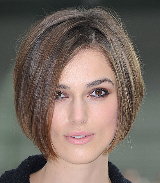 Fine Short Curly Layered Hairstyles