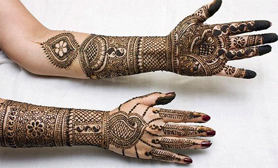 Full hands special design