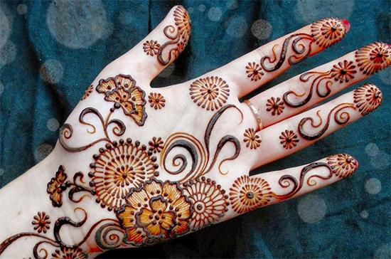 Jashan Milad Un Nabi Mehendi Design
