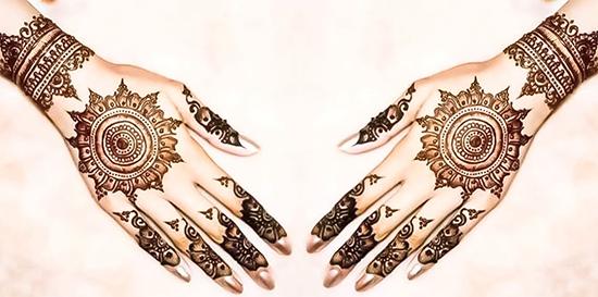 Latest New Style Eid Mehendi Design