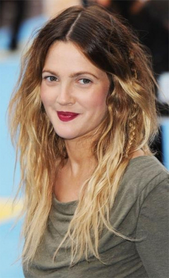 Drew Barrymore Scintiliating Hair Styles Just Outstanding