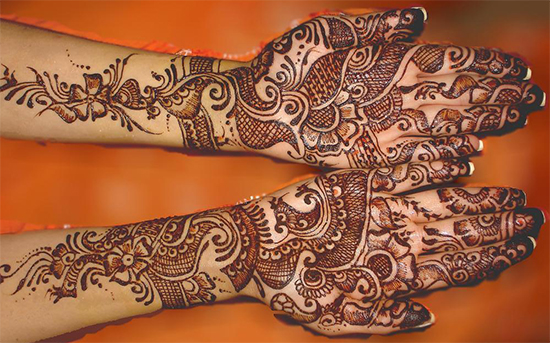 Special Mehandi For marriages