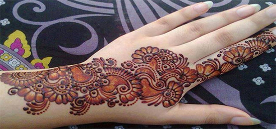 Special collection mehandi