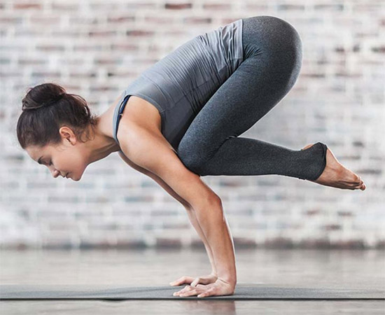 Effective Yoga Poses For Muscle Building