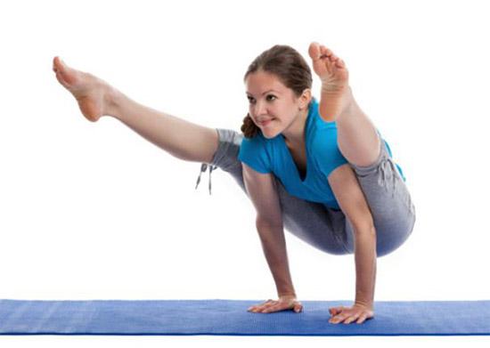 Hard Yoga Poses