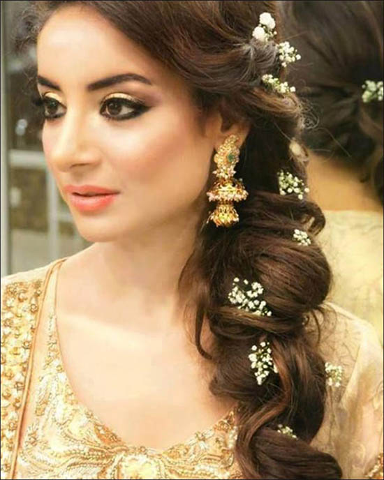 top 20 indian bridal hair styles perfect for your wedding.