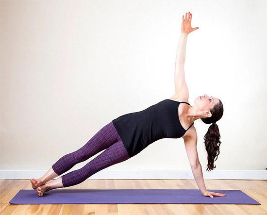 Muscle-Burning Yoga Poses