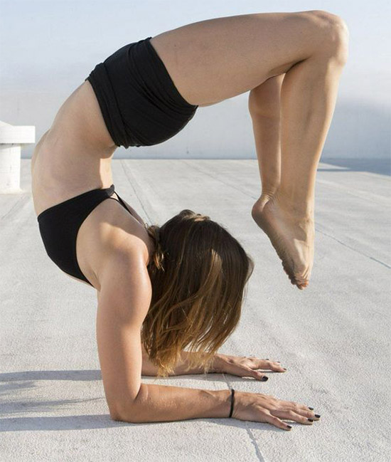Strength Moves & Stretches For Advanced Yoga Poses