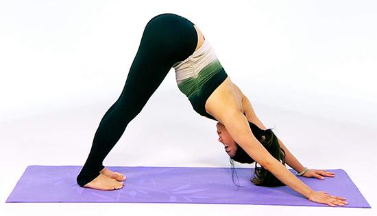 Yoga Poses At Vedic