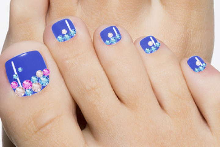 25 Adorable Animal Themed Toe Nail Art Designs For Your Happy Life